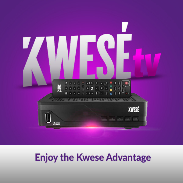List of Kwesé TV live channels by Category