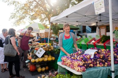 Kamloops Farmer's Market