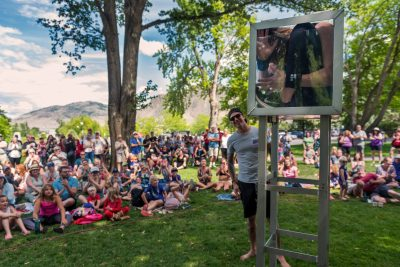 Special Event Photoshoot at Kamloops Busker's Festival