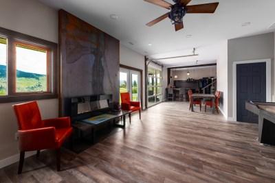 Architectural Real Estate photoshoot of Okanagan home