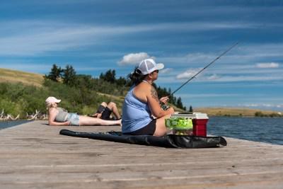 Lifestyle photoshoot for tourism partner