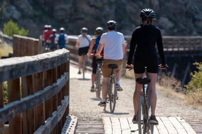 Myra Canyon Trestles, Kettle Valley Railway Kelowna