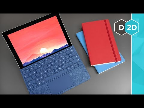 Surface Go Review – It's Awesome