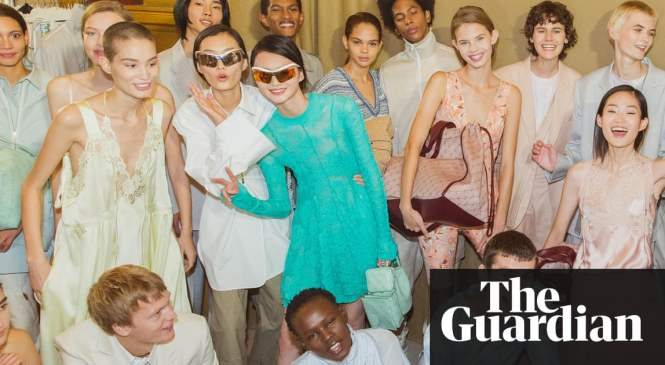 Paris fashion week spring/summer 2019: 16 key shows – in pictures