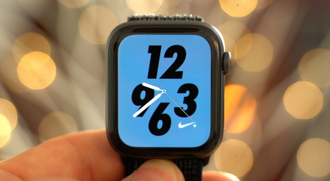 Review: Apple Watch Nike+ hardware still solid, but Nike's software is lacking