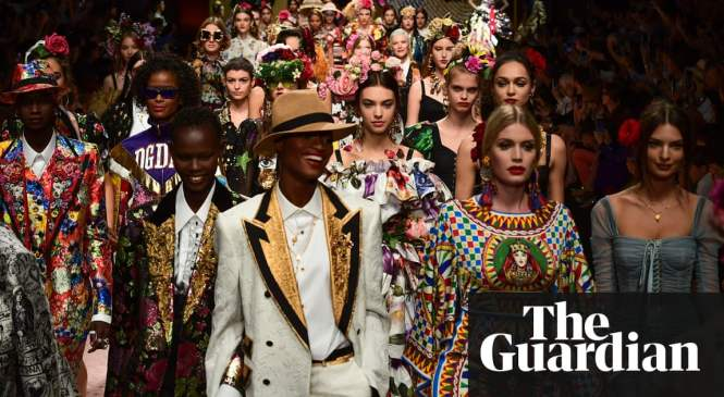 Dolce & Gabbana: Milan fashion show's unlikely champions of diversity