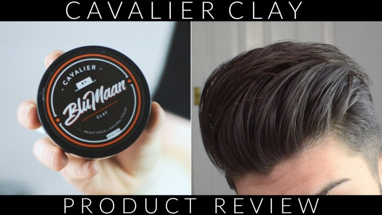 BluMaan Cavalier Clay Product Review 2017
