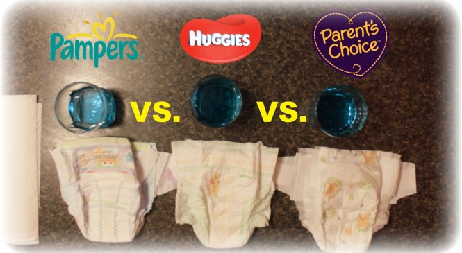 Diaper Comparison – Baby Product Review