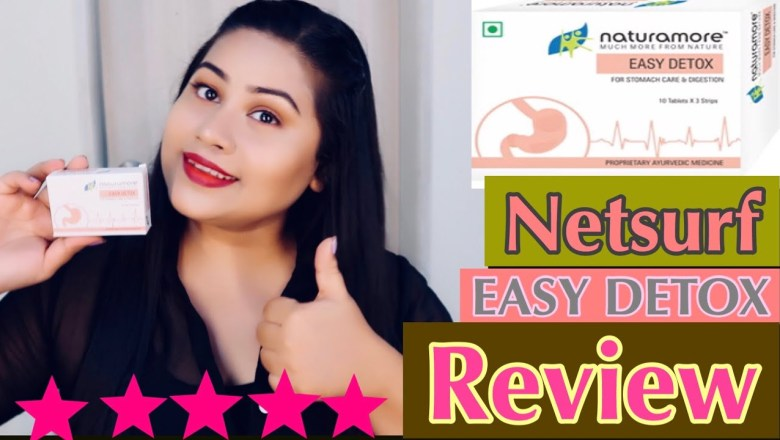 Netsurf product review (easy detox)