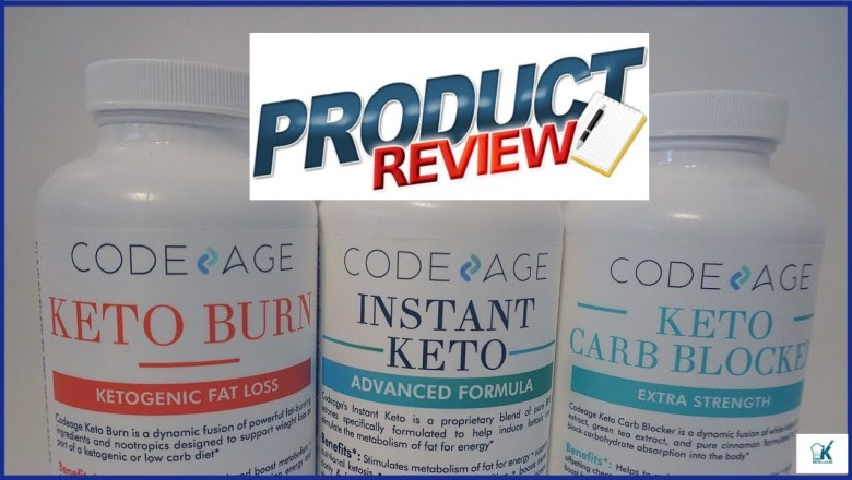 CODE AGE PRODUCT REVIEW – KETO LOW-CARB DIETS & BETTER OVERALL HEALTH