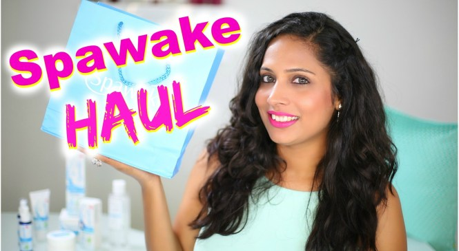 Spawake Review and Haul | Skincare Beauty Products | ShrutiArjunAnand