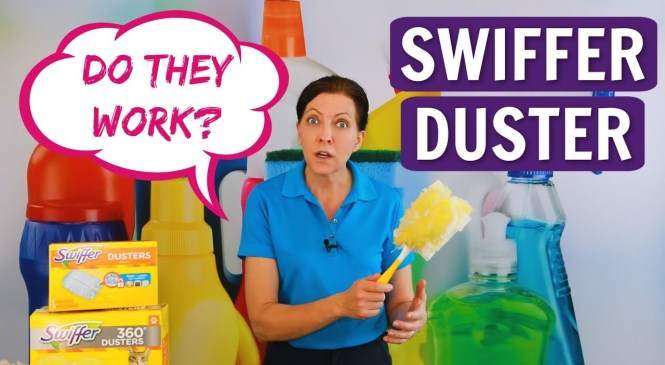 Swiffer Duster 360 Product Review – Do They Work?