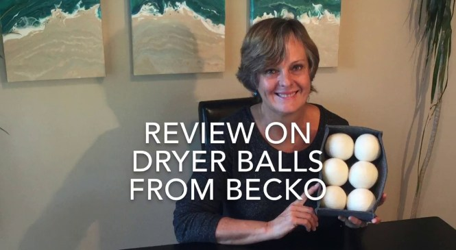 PRODUCT REVIEW – WOOL DRYER BALLS FROM BECKO