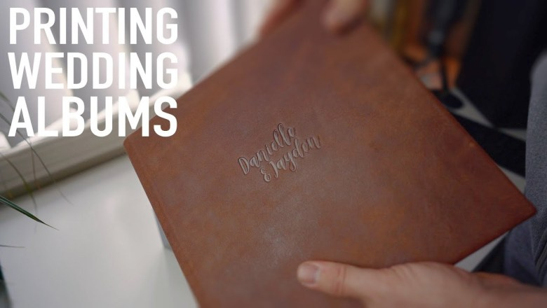 Wedding Album's By Queensberry – Product Review