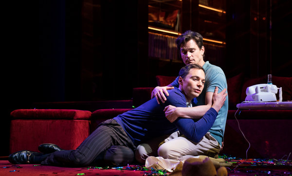 Review: Jim Parsons and Zachary Quinto Enter Sniping in 'The Boys in the Band'