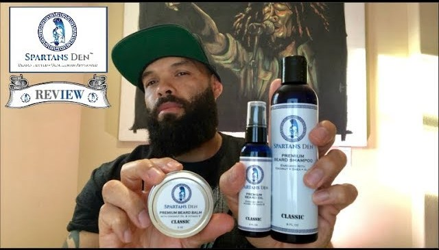 Spartans Den Classic Beard Product Review