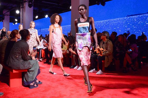 Calvin Klein's Style Sharknado – OLS Review