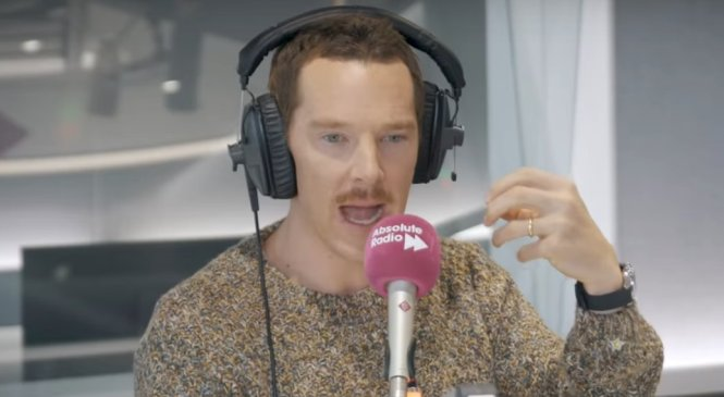 Benedict Cumberbatch mocked Americans for incorrectly labelling 'chamomile tea' — which isn't actually tea