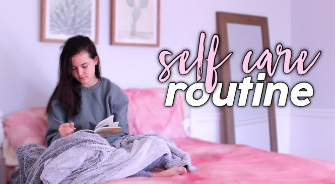 Self-Care Routine✨ (Skincare, Haircare, + Tips!) | Reese Regan