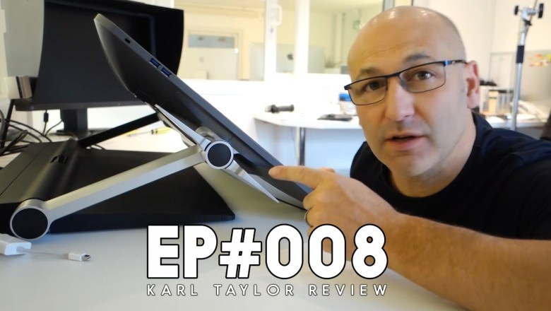 The best gadget for retouching? Wacom Cintiq review – EP#008