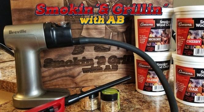 Breville The Smoking Gun Review! Best Kitchen Gadget!