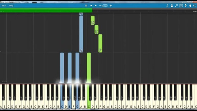 Synthesia product review – Awesome way to learn piano pieces!