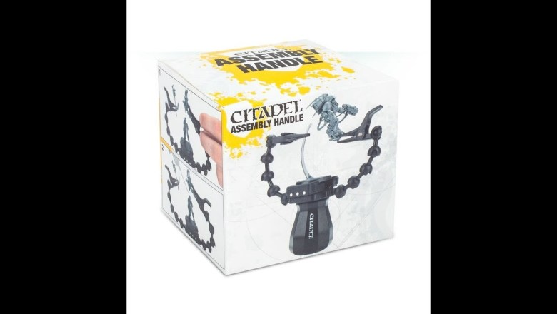 Product Review: The Citadel Assembly Handle