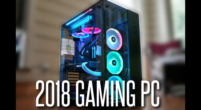 THE NEW 2018 GAMING PC – Xidax Custom PC Review