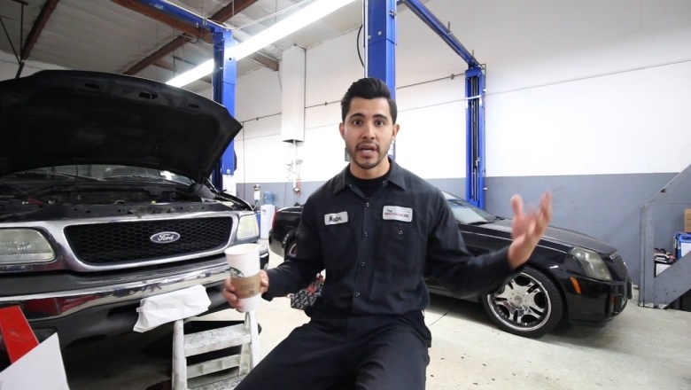 How to start a career in the automotive industry