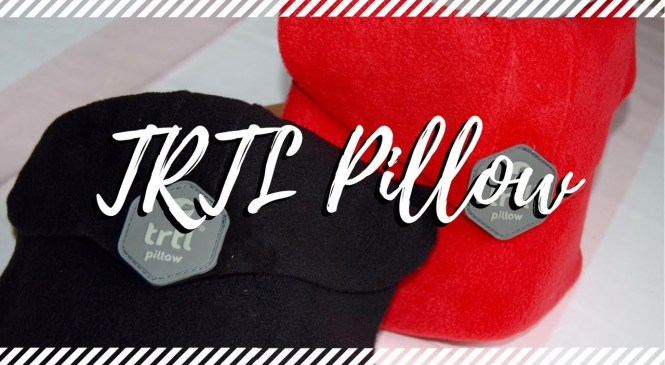 PRODUCT REVIEW: TRTL Travel Pillow || Travel Gear