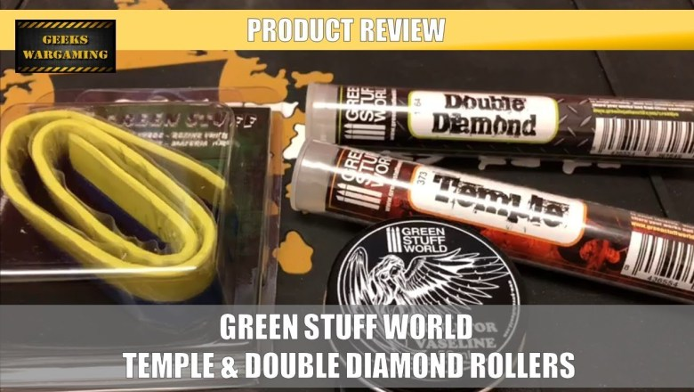 Green Stuff World: Product Review