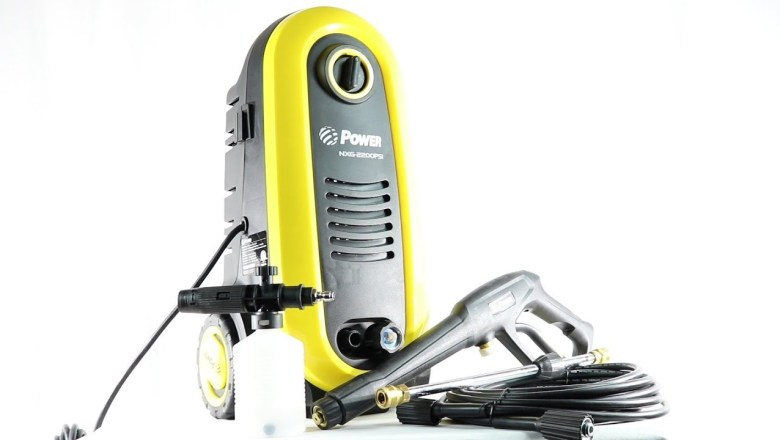 Power Products USA Unboxing – Brushless 2200 PSI Pressure Washer Product Review – CR 2.0