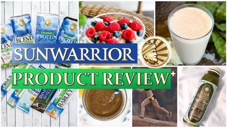 Sunwarrior Product Review