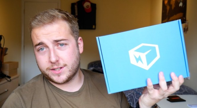 Unboxing Gadget Crate Subscription Box