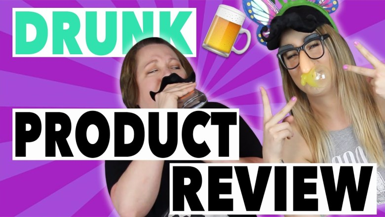 DRUNK DOLLAR STORE PRODUCT REVIEW (W/ JEN DENT)