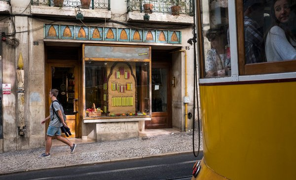 In Lisbon, Shopping in the Shadow of History and Rebirth