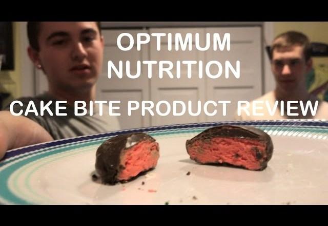 OPTIMUM NUTRITION CAKE BITE PRODUCT REVIEW – AVERAGE DUDE FITNESS