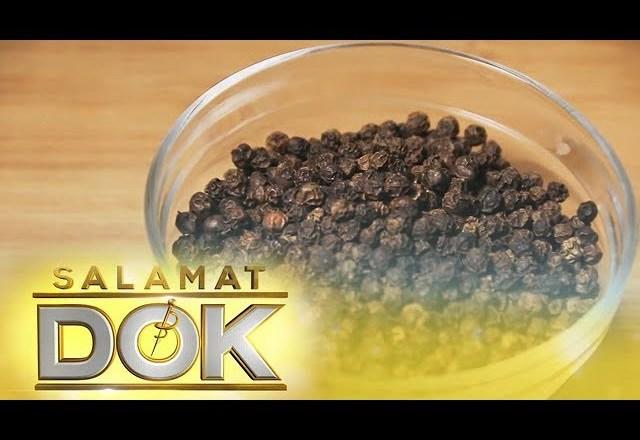Salamat Dok: Health benefits of pepper