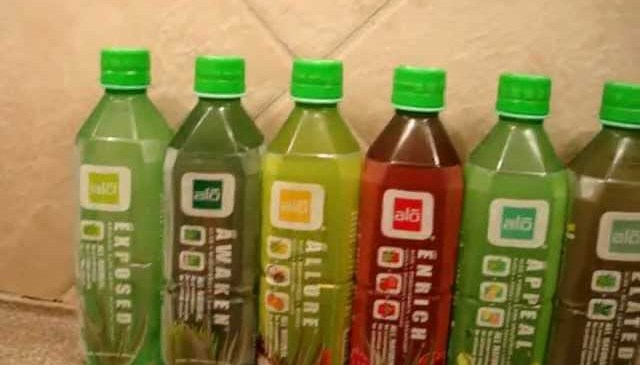 Aloe Vera Juice Drink ALO Drink Exposed Product Review – Antioxidant-fruits