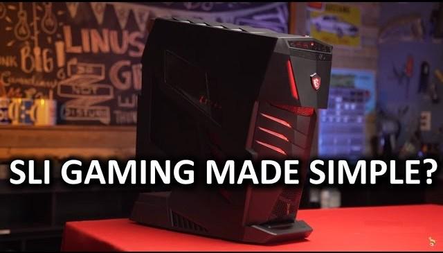 No Compromises Barebones PC – MSI Aegis Ti Review