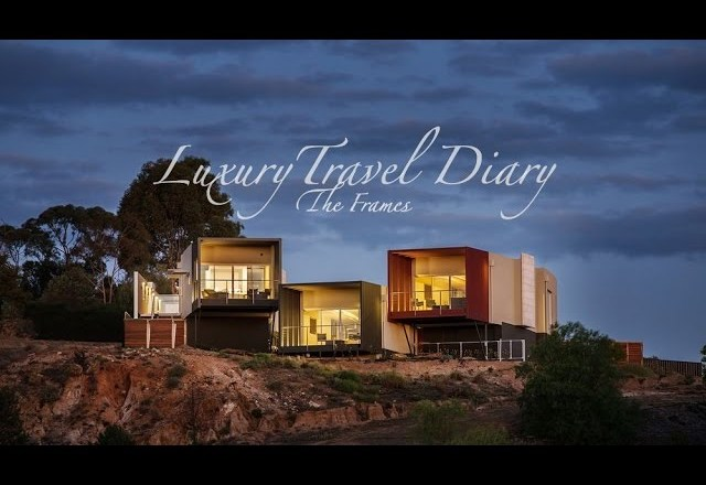 Luxury accomodation review – The Frames (SA)