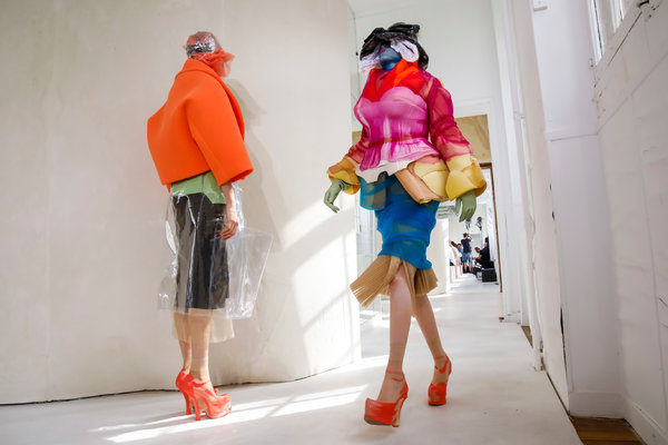 Getting Out the Youth Vote at Maison Margiela and Armani – OLS Review