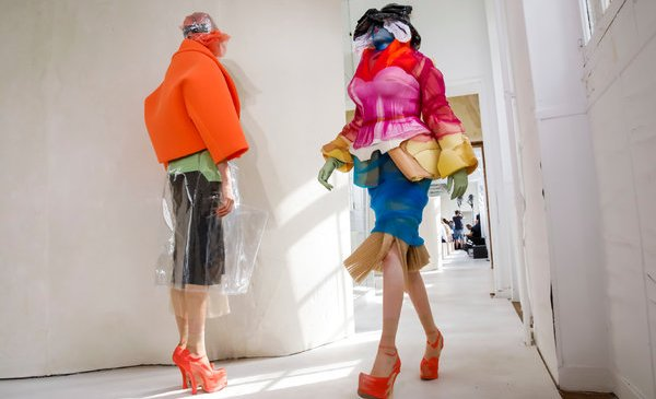 Getting Out the Youth Vote at Maison Margiela and Armani