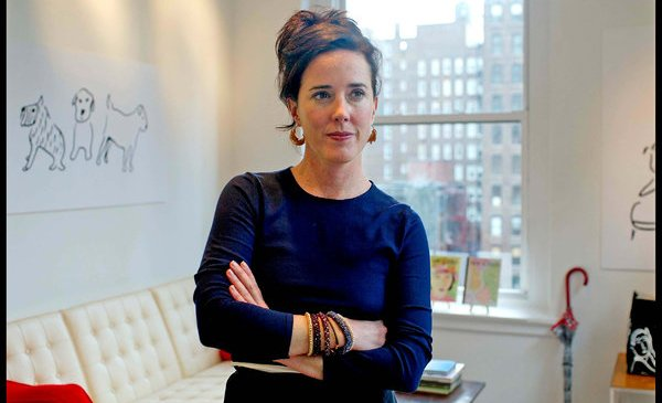 Kate Spade, Whose Handbags Carried Women Into Adulthood, Is Dead at 55