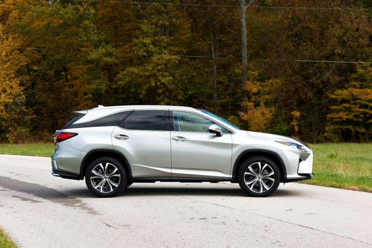2018 Lexus RX 350L Review – Go Long