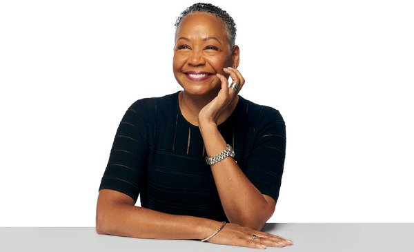 Lisa Borders Is Ready for the Next Phase of Gender Parity