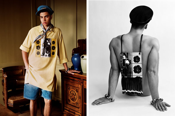 T Suggests: Fashion by Gilbert & George, an Irish Designer to Know and More