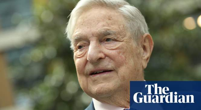 George Soros makes £10.5m stock market bet against WH Smith