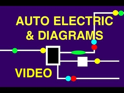 Automotive Electric Wiring Diagrams