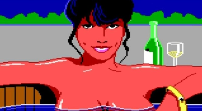 Leisure Suit Larry's not-so-saucy source code is being sold by its creator on eBay